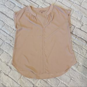 Philosophy Blush Pink Blouse Nordstrom